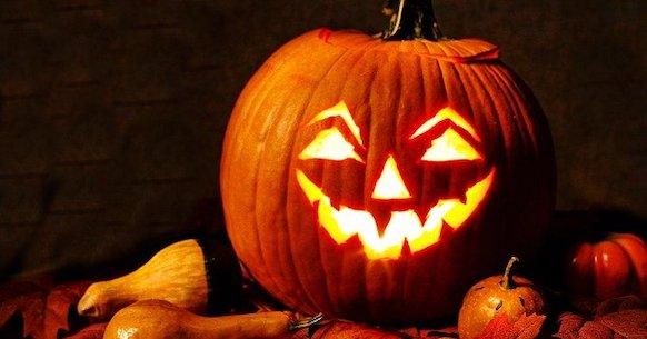 Halloween Jack zucca