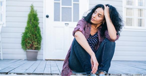 Donna in menopausa