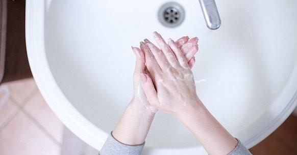 Lavare le mani