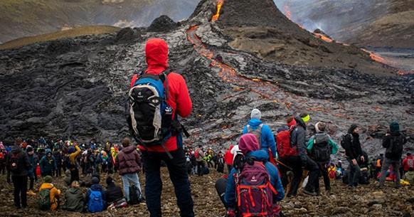 Vulcano in Islanda