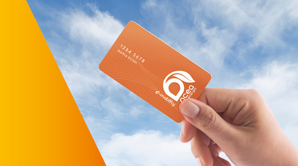 ACEA E-Mobility card