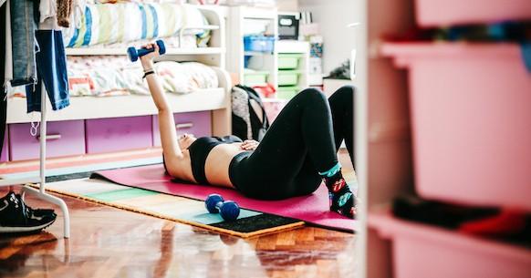 Esercizio fisico fitness