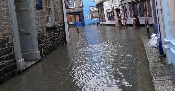 Alluvioni e case