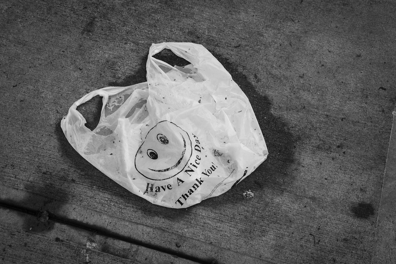 Busta di plastica