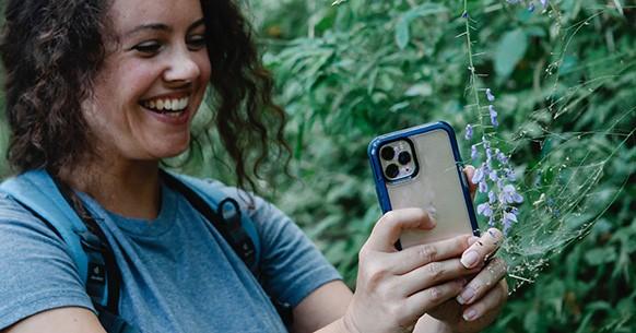 Fotografare orto con lo smartphone