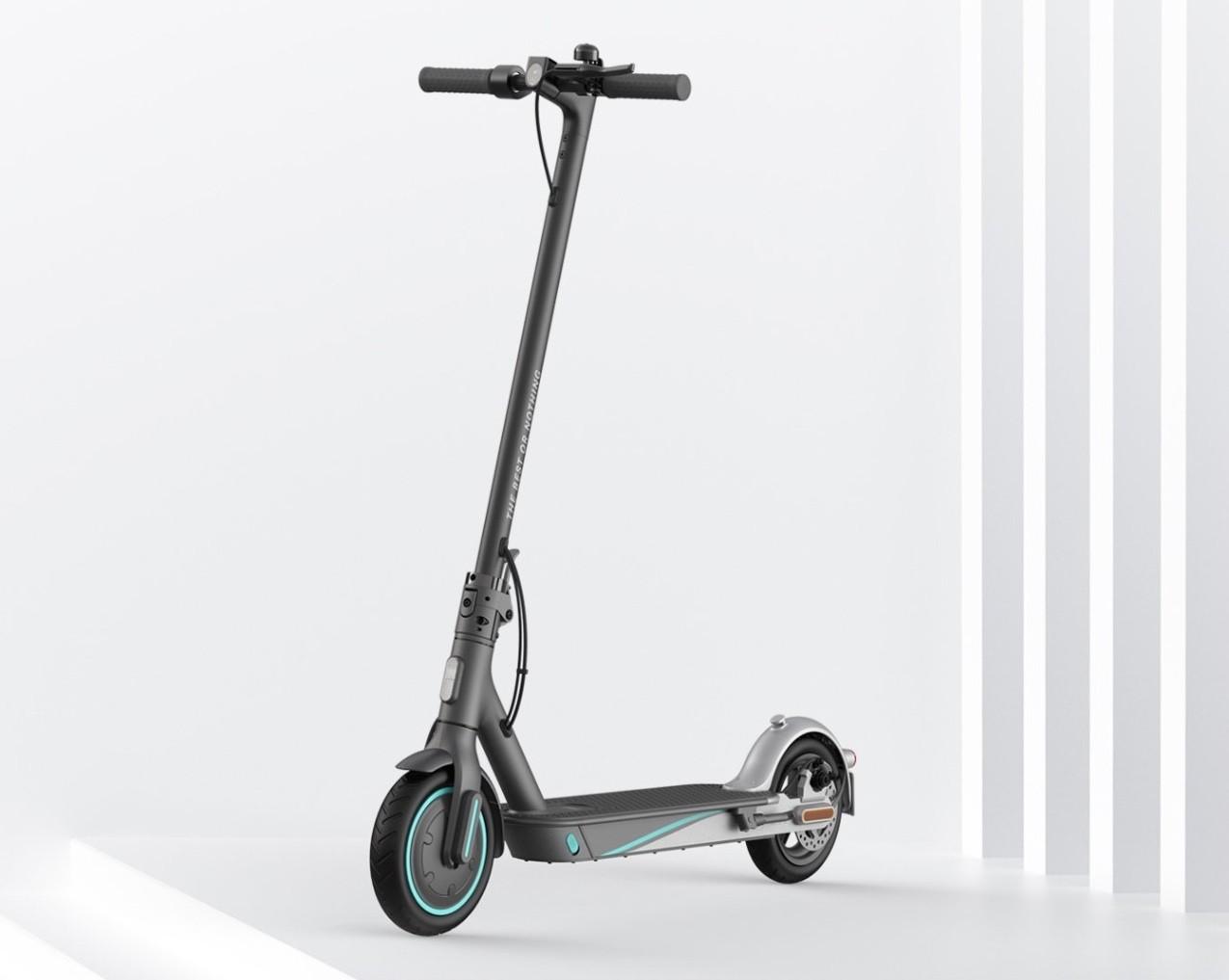 Mi Electric Scooter Pro 2 Mercedes AMG Petronas F1 Team 02