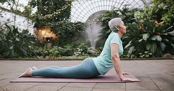 Osteopenia, attività fisica