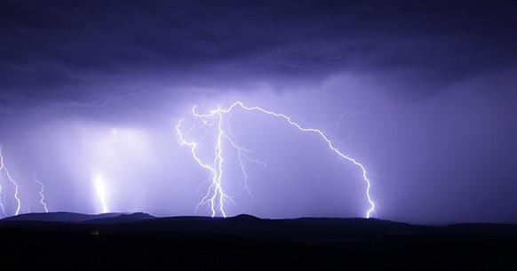Piogge e temporale