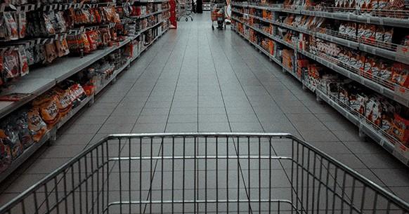 Risparmiare, supermercato