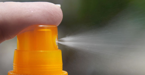 abbronzatura spray