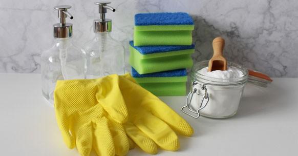 pulizie casa detergenti naturali
