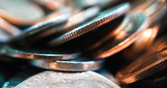 Monete in Nichel