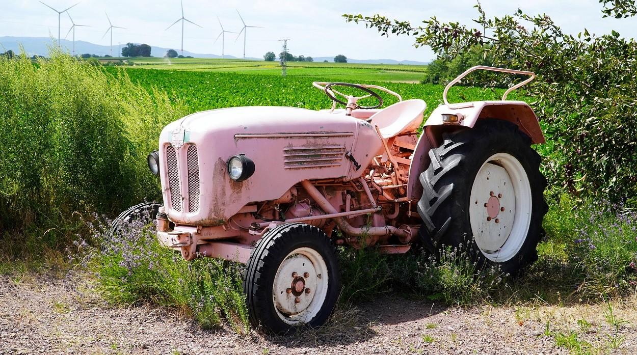 Fattoria: trattore