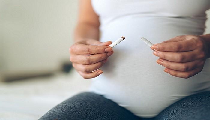 Smettere di fumare a meta gravidanza