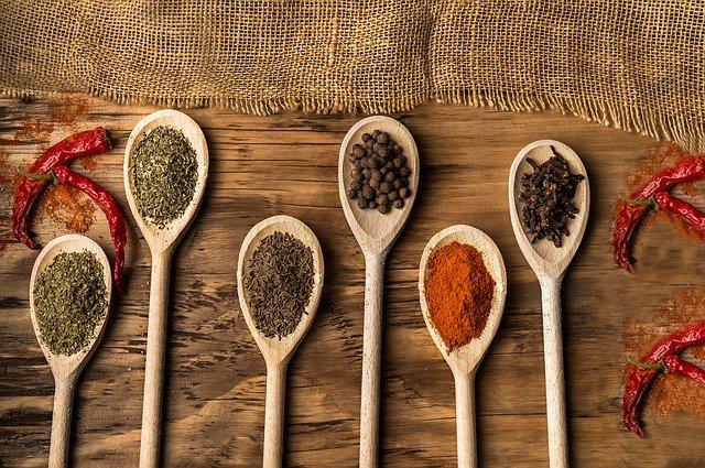 5 spezie che combattono le infiammazioni in maniera naturale