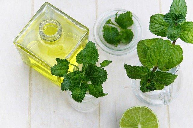 Olio essenziale di menta piperita, come si usa