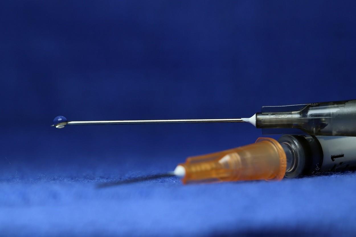 iniezioni intramuscolari: siringhe
