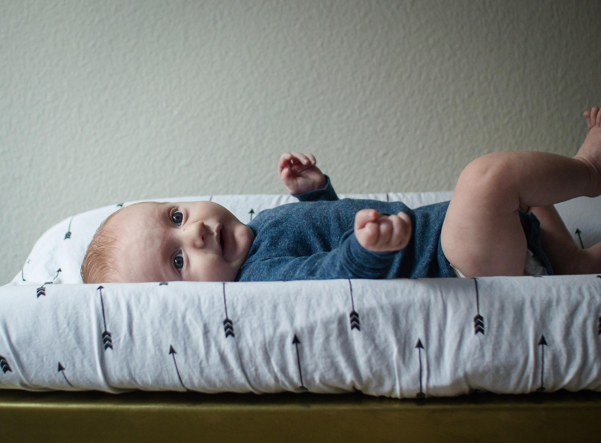 micosi inguinale neonato